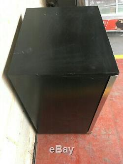 Rhino Single Door Drinks Display / Under Counter Bar Froster / Glass Freezer LED