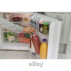 Russell Hobbs MDA RHUCFF50SS A+ 50cm Free Standing Fridge Freezer 70/30