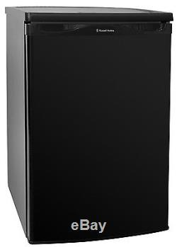 Russell Hobbs RHUCF55B 55cm Wide Black Under Counter Fridge + Warranty