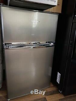 Russell Hobbs RHUCFF50B A+ 90L Under Counter Fridge Freezer Black