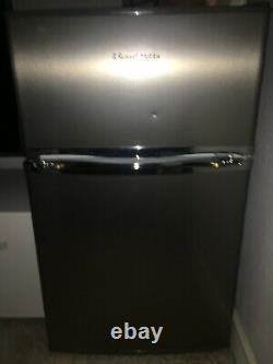 Russell Hobbs RHUCFF50SS 50cm Wide Stanless Steel Under Counter Fridge Freezer