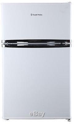 Russell Hobbs RHUCFF50W 50cm Wide White Under Counter Fridge Freezer