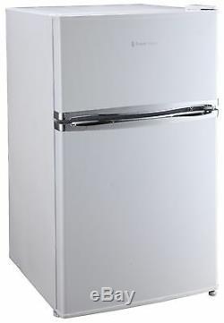 Russell Hobbs RHUCFF50W 50cm Wide White Under Counter Fridge Freezer Grade B