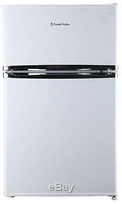 Russell Hobbs RHUCFF50W 90L Undercounter Fridge Freezer