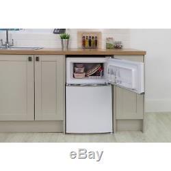 Russell Hobbs RHUCFF50W Under Counter 49.5cm A+ Fridge Freezer White