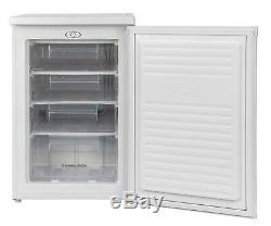 Russell Hobbs RHUCFZ55 55cm Wide White Under Counter Freezer