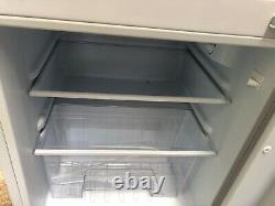 SIA UFF01WH 88L Freestanding Under Counter 2-Door Fridge Freezer White