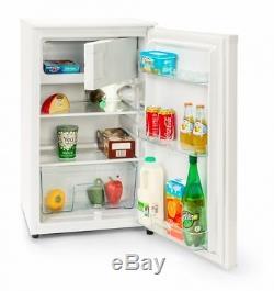 Shoreline 12v/24v Fridge/Ice Box, White, Reversible Doors, Under counter RR102