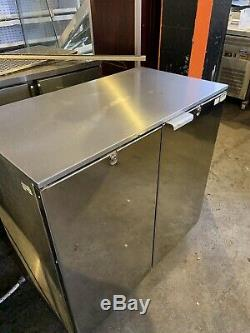 Stainless Steel Under Counter Back Bar Chiller Storage Chiller