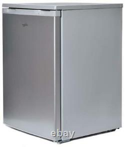 Statesman 55cm Under Counter Fridge with 4 Ice Box Silver Large Salad Drawer