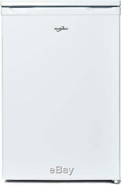 Statesman 55cm Under Counter Larder Fridge White 133 litre capacity