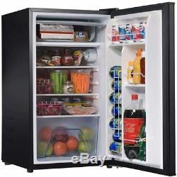 Subcold Eco100 Under Counter Fridge 100 Litre Black With Ice Box & Lock