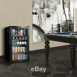 Subcold Super85 LED Under-Counter Fridge 85L Beer, Wine & Drinks Cooler