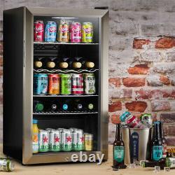 Subcold Super 85 LED SS Refurbished Grade B Beer & Wine Fridge