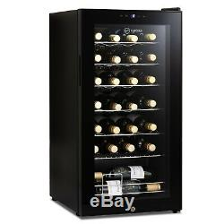 Subcold Viva28 LED Refurbished Grade B Wine Fridge Black 3-18°C 28 Bottle