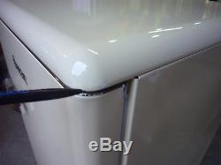Swan Retro Under Counter Cream Larder Fridge 55cm SR11030CN NEW RRP £369