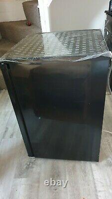 Swan SR70181B 55cm Wide Under-Counter Freezer Black