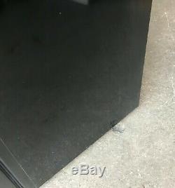 Swan SR70200B Under Counter Black Larder Fridge NEW RRP £169