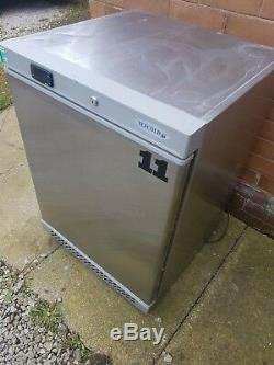 Tefcold Uf200s Commercial Undercounter Freezer