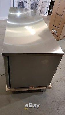 Under Counter 3 Door Fridge Freezer