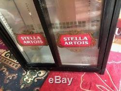 Under Counter Display Drinks Fridge with Sliding Doors
