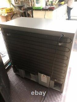 Under Counter Double Door Front Opening Fridge Back Bar Bottle Display Cooler