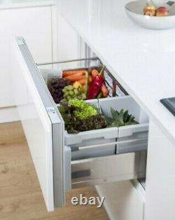 Under Counter Fridge 2 Drawers Hotpoin NCD191I 150 Litre Integrated A+ NCD191I