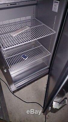 Under-counter Commercial Fridge Bottle Cooler, Weald Wm41h, Stainless Steel
