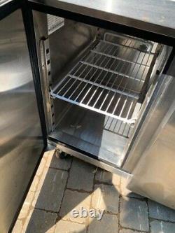 Under counter fridge 3 door