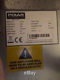 Used Polar Refrigeration Under Counter Ice Maker Machine 50kg Output