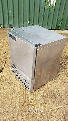 William Stainless Comercial Undercounter FRIDGE
