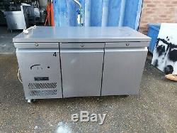 Williams 2 door undercounter worktop fridge commercial preparation fridge chiler