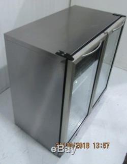 Williams Under Counter Fridge Chiller Model- Bc2ss Glass Door