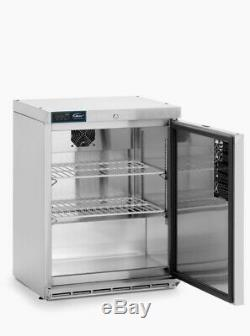 Williams commercial undercounter Stainless Steel Fridge