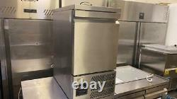 Williams slim Commercial Stainless Fridge Single Under Counter. The William