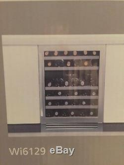 Wine cooler fridge, Caple Wi6129, undercounter, 60cm wide