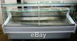 Zoin Hill Slimline Deli Serve Over Counter Chiller 200cm HL200B UNDER 1 YEAR OL